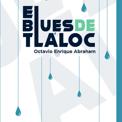 Portada El blues de Tlaloc