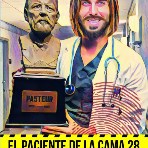 Portada El paciente de la cama 28